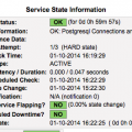 Monitor Postgresql Connections with Nagios